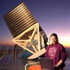 2,5-метровый широкоугольный телескоп в Обсерватория Апачи-Пойнт, Нью-Мексико