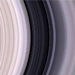 Кольца Сатурна с борта Кассини-Гюйгенс