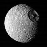 Мимас, спутник Сатурна