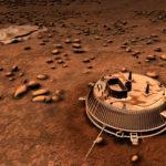 "Посадка ""Гюйгенса""  на Титан"