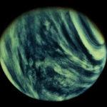 Венера с высоты 720000 км