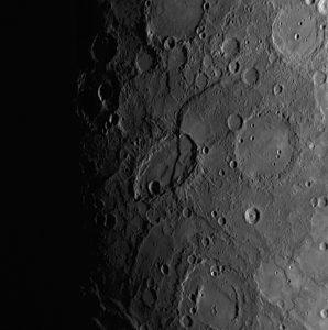 Эскарп на Меркурии