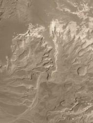 Благодаря водороду ранее на Марсе была влага.