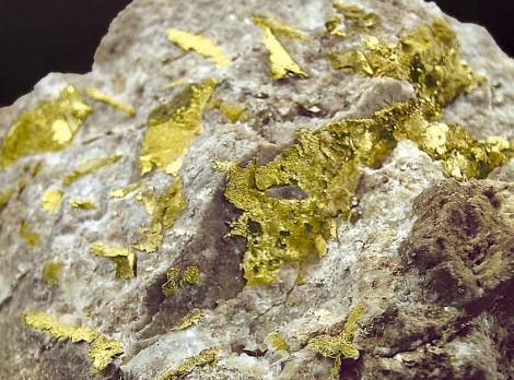 Откуда к нам пришло золото?