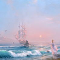 В 2012 году исполняется 90 лет феерии «Алые паруса»