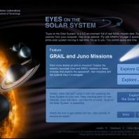 Взгляд на Солнечную систему в 4D