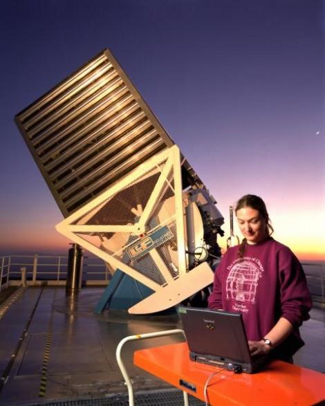 3-D визуализация видимой Вселенной